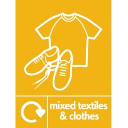 Mixed Textiles & Clothes