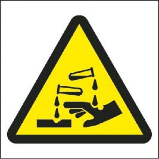 Corrosive logo