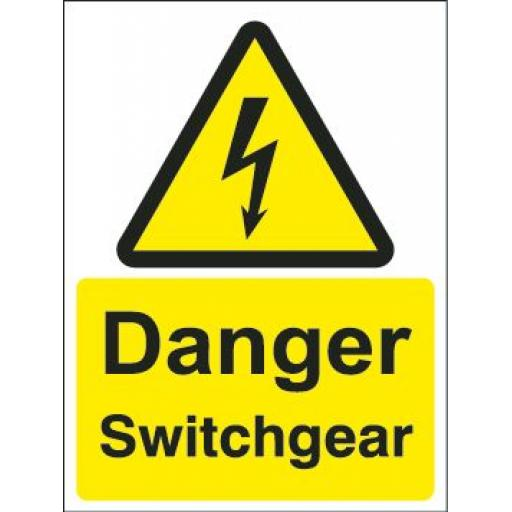 Danger Switchgear