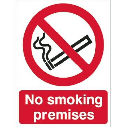 No smoking premises