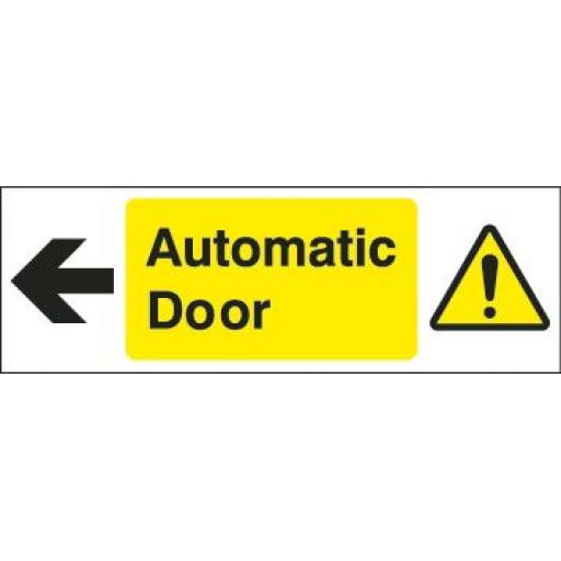 Automatic Door - Arrow Left