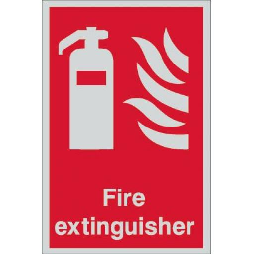 Fire extinguisher (Prestige)