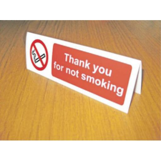 Desktop sign (Set of 5 )