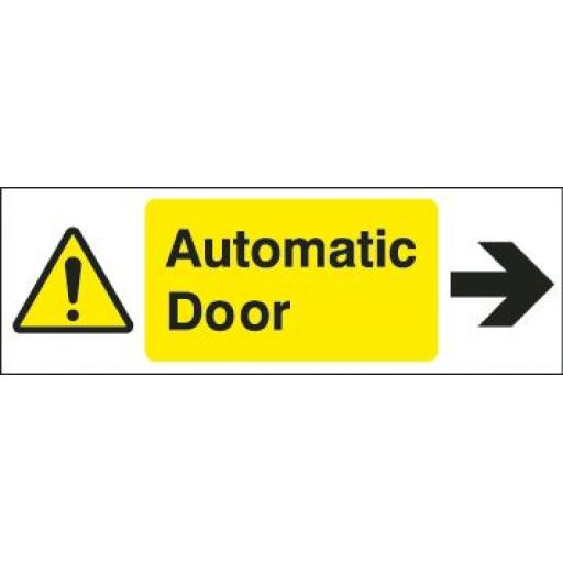 Automatic Door - Arrow Right
