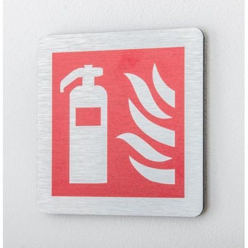Fire extinguisher logo (Prestige)