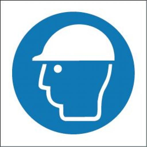 Hard hat logo
