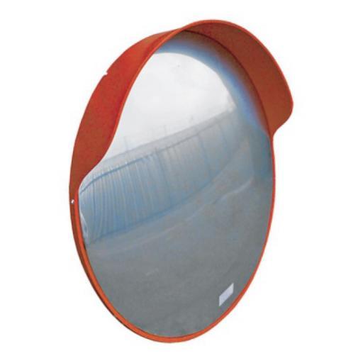 Weatherproof - Traffic Safety - Convex Mirror