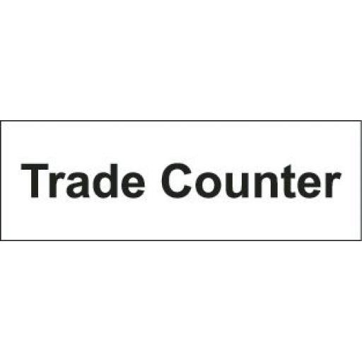 Trade Counter