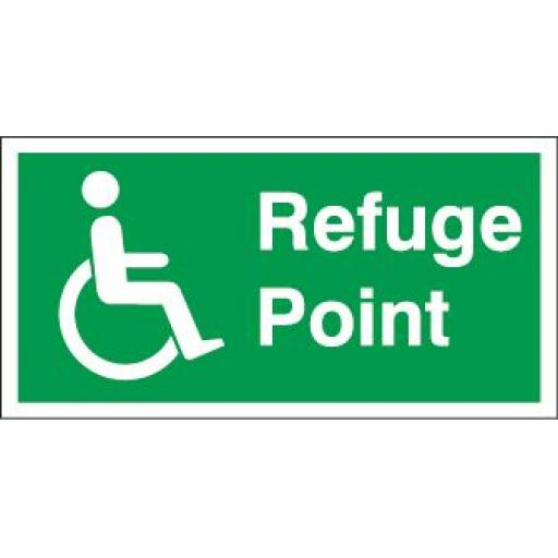 Disabled - Refuge Point