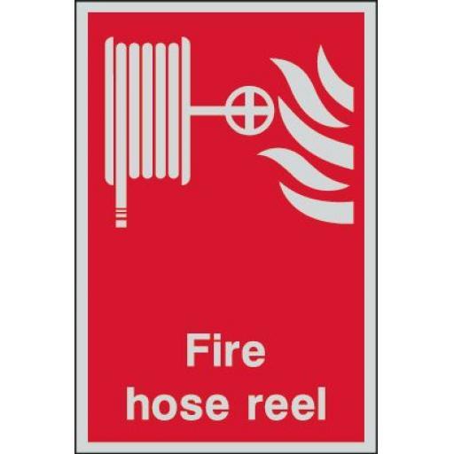 Fire hose reel (Prestige)