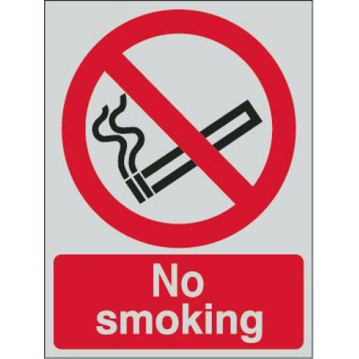 No smoking (Prestige)