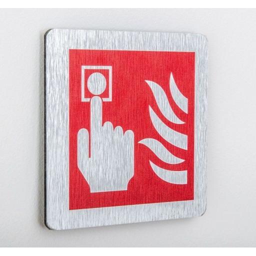 Fire alarm logo (Prestige)