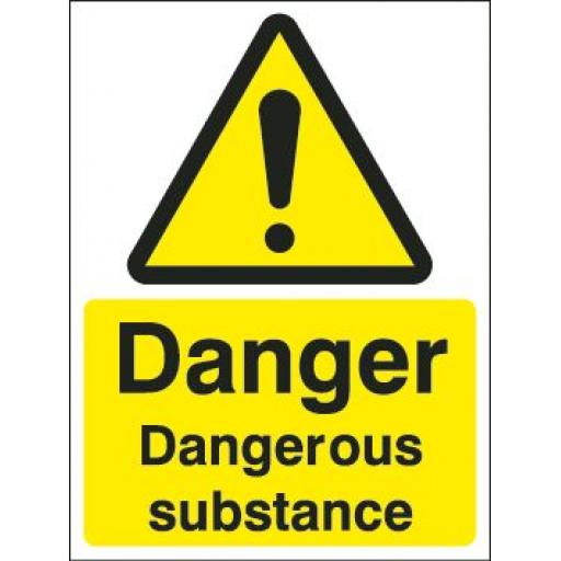 Danger Dangerous substance