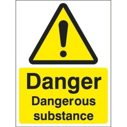 Danger Dangerous substance