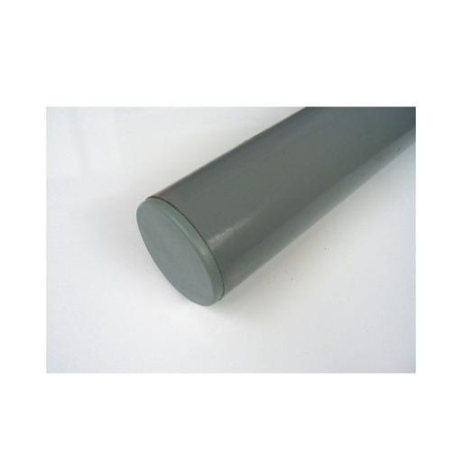 Plastic Coated Post (3 M x 76 mm)