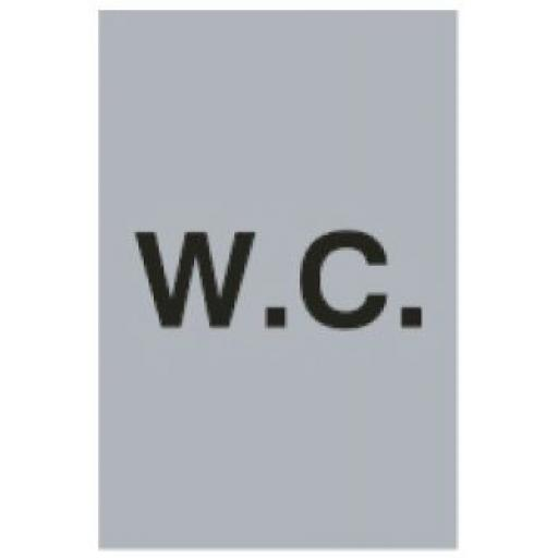 W.C. (Drilled only)